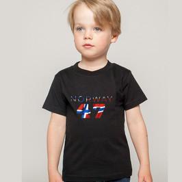 Norway 47 Childrens T-Shirt