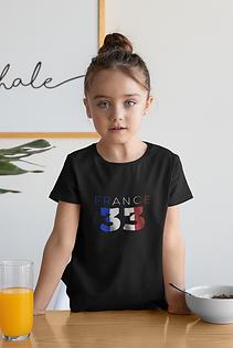 France Childrens T-Shirt