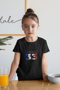 France 33 Childrens T-Shirt