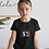 Childrens France Black T-shirt