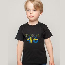Sweden Childrens T-Shirt