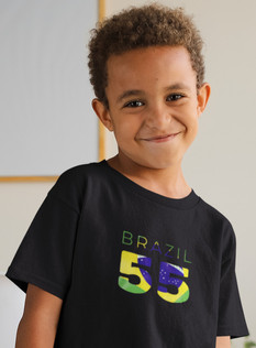 Brazil Childrens T-Shirt