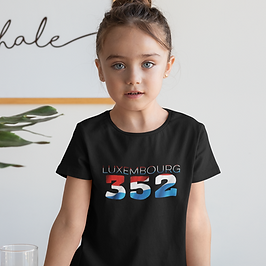 Luxembourg Childrens T-Shirt