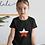 Childrens Poland Black T-Shirt