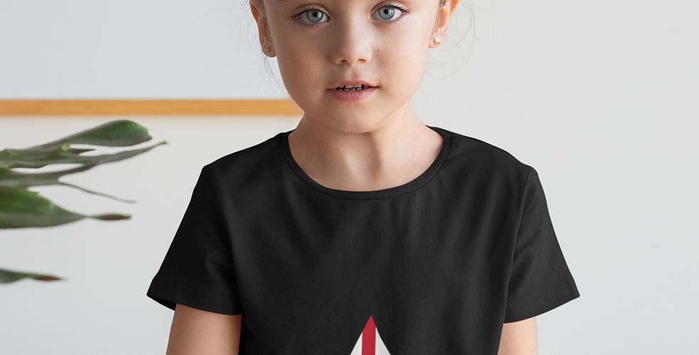 Childrens England Black T-Shirt