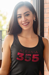 Albania 355 Womens Vest