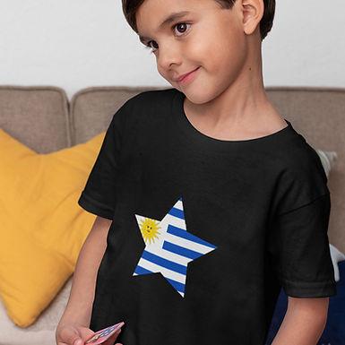 Uruguay Childrens T-Shirt