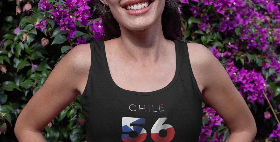 Chile Womens Vest Tank Top