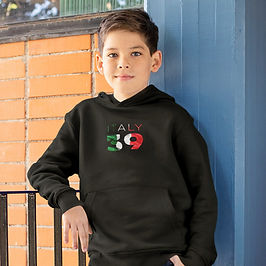 Italy Childrens Hoodie