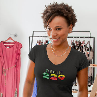 Benin 229 Womens T-Shirt