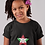 Childrens Black Burundi T-Shirt