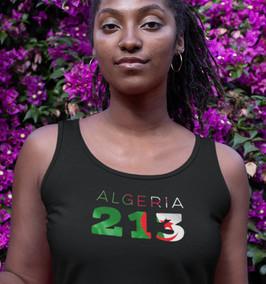 Algeria 213 Womens Vest