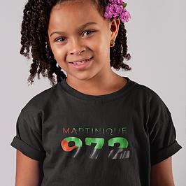 Martinique Childrens T-Shirt
