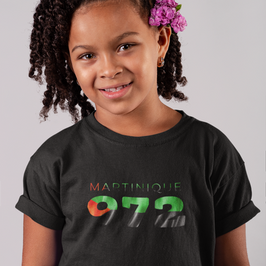 Martinique Childrens T-Shirt