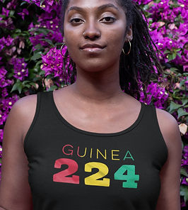Guinea 224 Womens Vest