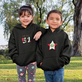 Peru Childrens Hoodie