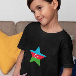Azerbaijan 994 Childrens T-Shirt