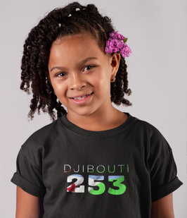 Djibouti Childrens T-Shirt