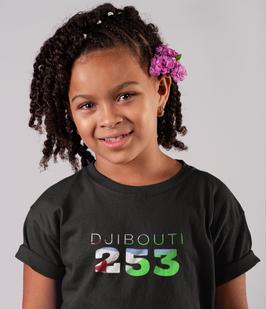 Djibouti 253 Childrens T-Shirt