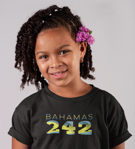 Bahamas Childrens T-Shirt