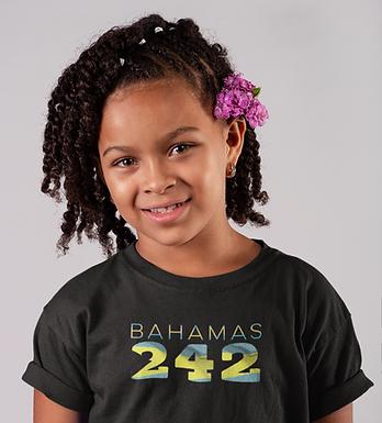 Bahamas Childrens T-Shirt