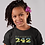 Childrens Bahamas Black T-Shirt