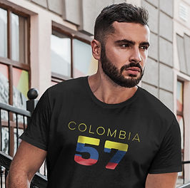 Colombia 57 Mens T-Shirt