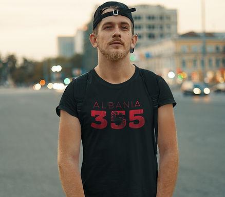 Albania 355 Mens T-Shirt