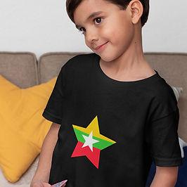 Myanmar Childrens T-Shirt