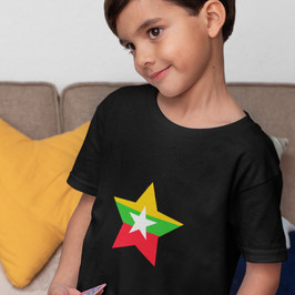 Myanmar Childrens T-Shirt