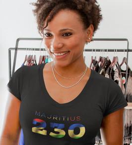 Mauritius 230 Women's T-Shirt