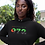 Martinique Womens Black Pullover Hoodie