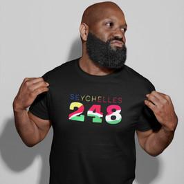 Seychelles 248 Mens T-Shirt