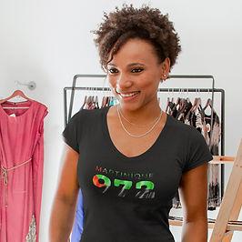 Martinique Women's T-Shirt