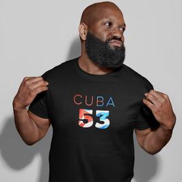 Cuba 53 Mens T-Shirt
