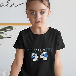 Scotland Childrens T-Shirt