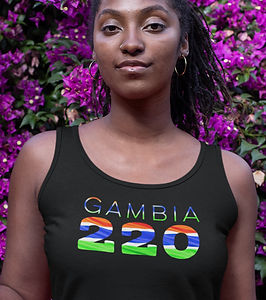Gambia 220 Womens Vest