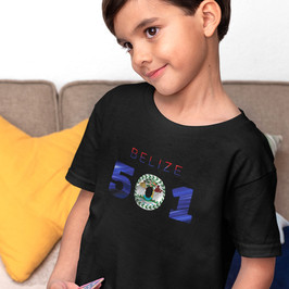 Belize Childrens T-Shirt