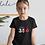 Childrens Malta Black T-Shirt