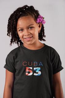 Cuba Childrens T-Shirt