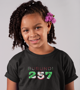 Burundi Childrens T-Shirt