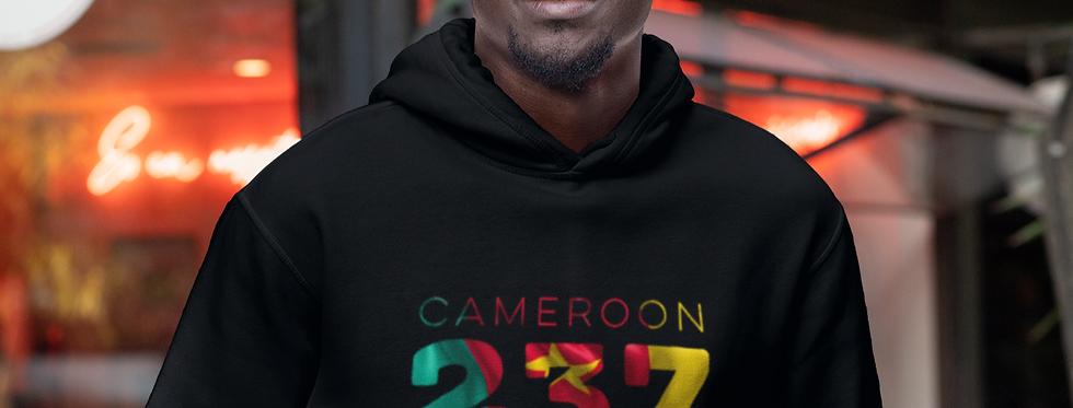 Cameroon Mens Pullover Hoodie