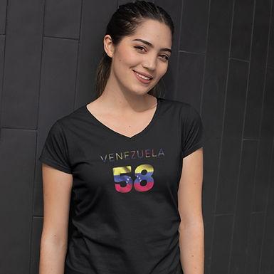 Venezuela 58 Women's T-Shirt
