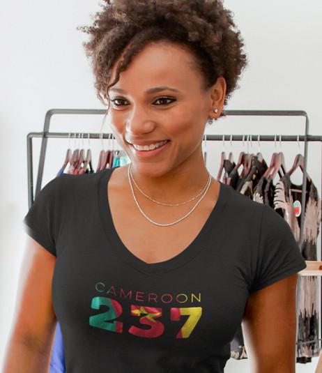 Cameroon 237 Women's T-Shirt