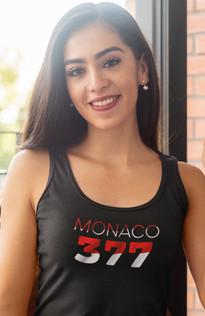 Monaco 377 Womens Vest