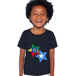 Ethiopia & Somalia Childrens T-Shirt