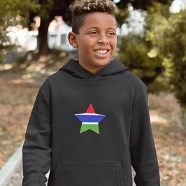 Gambia Childrens Hoodie