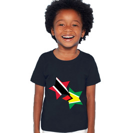 Trinidad & Tobago and Guyana Childrens T-Shirt
