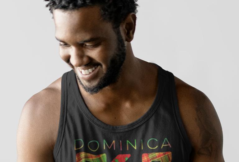 Dominica Mens Tank Top Vest