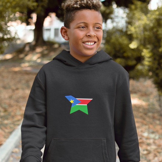 South Sudan Childrens Hoodie
